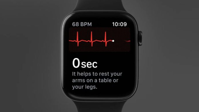Российские Apple Watch Series 4 лишены возможности снимать ЭКГ