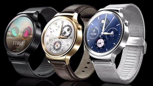 Умные часы от Huawei могут работать до 2 недель без подзарядки