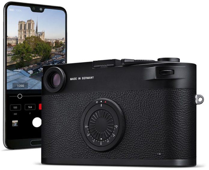 У камеры Leica M10-D за полмиллиона нет даже дисплея!