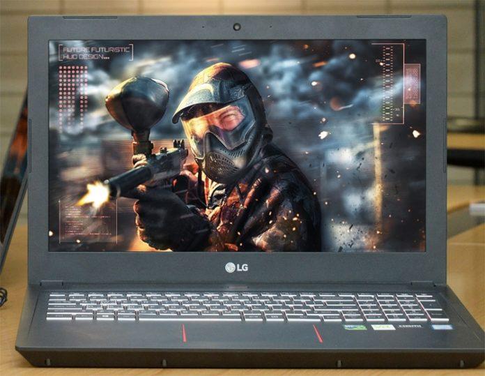 LG представила производительный ноутбук для геймеров LG 15G880
