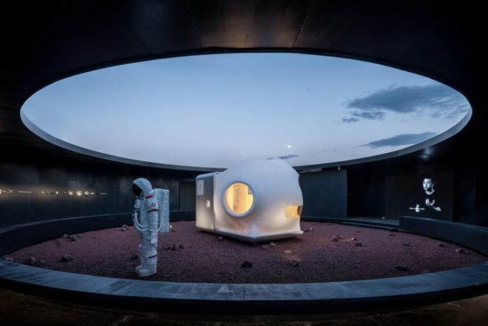 Xiaomi представила жилище для первых марсиан