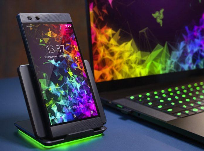 Мощный геймерский смартфон Razer Phone 2 представлен официально