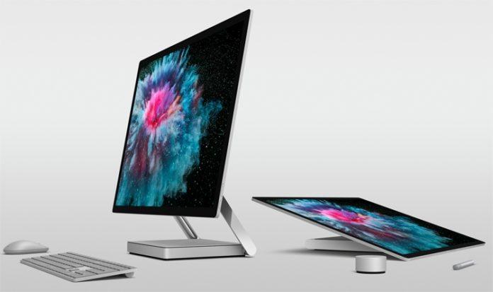 Microsoft представила свой самый мощный моноблок Surface Studio 2