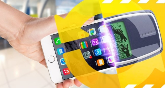 смартфон трейд-ин