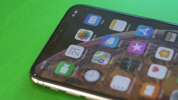 iPhone Xs Max с 6,5-дюймовым дисплеем - самый большой iPhone