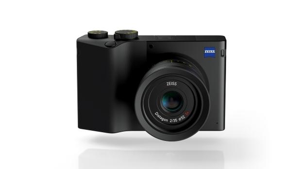 Zeiss ZX1: 35-милиметровый несменный объектив с диафрагмой f/2 беззеркальной камеры был специально разработан для полноформатного сенсора изображения