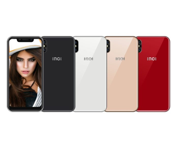 Российский бренд представил смартфон «под iPhone X» дешевле 7 000 руб.