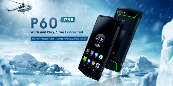 Китайцы представили мощный защищенный и долгоиграющий смартфон дешевле 15 000 руб.