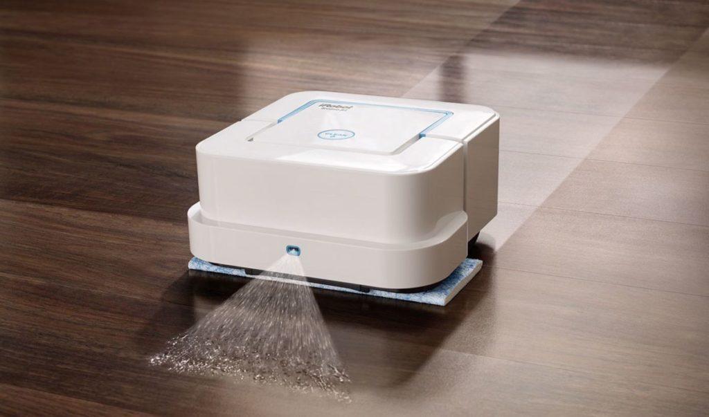 робот пылесос с влажной купить