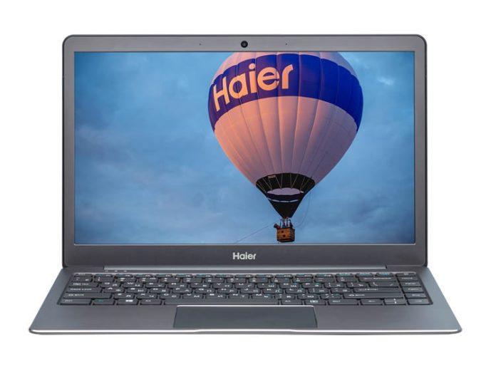 Китайцы привезли в Россию недорогой, лёгкий и тонкий ноутбук Haier S428