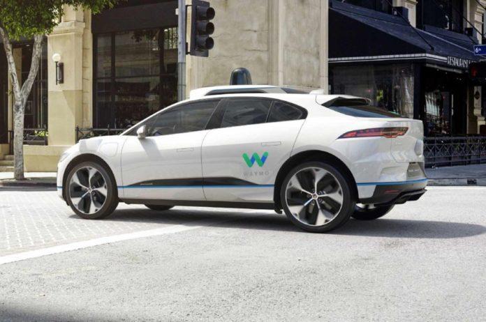 Первый в мире сервис беспилотных такси начнет работу уже через пару недель