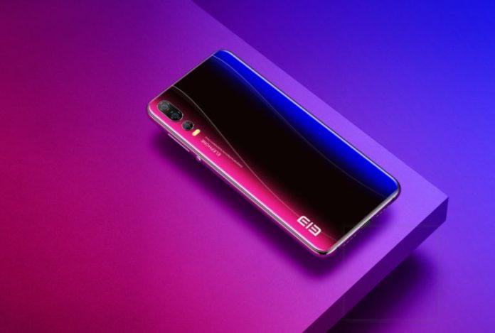 Пятикамерный клон Huawei P20 Pro на Android 9 стоит дешевле 14 000 руб.