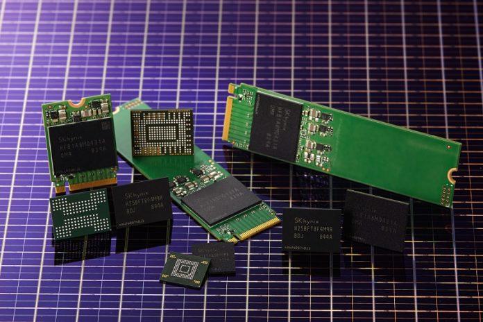 Выпущена первая в мире инновационная флэш-память 4D NAND