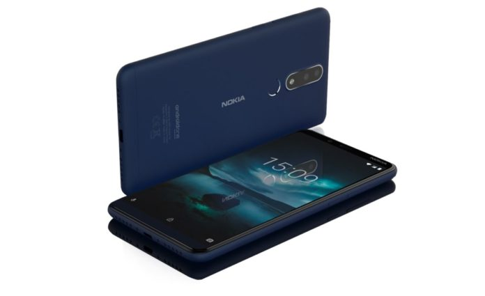 В России начались продажи самого дешевого смартфона Nokia с двойной камерой