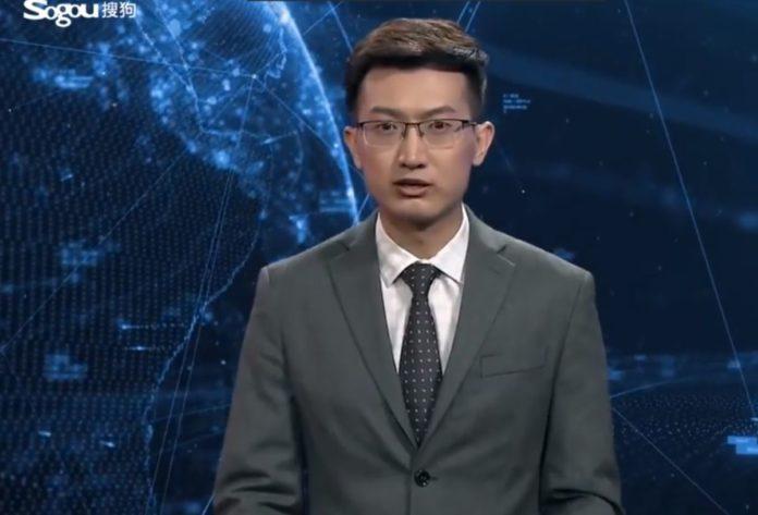 В Китае новости будет вести искусственный интеллект