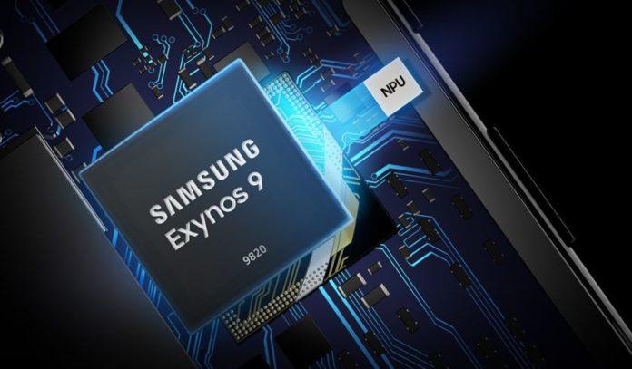 Samsung официально представила флагманский процессор нового поколения
