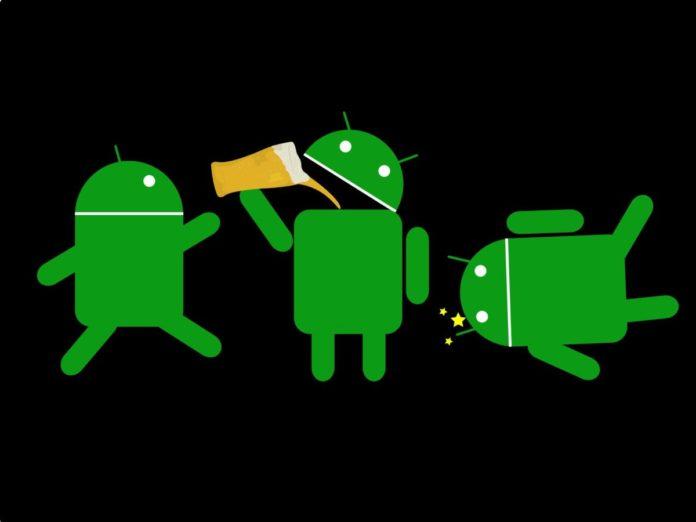 13 зловредов с Google Play были загружены полмиллиона раз