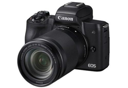 тест обзор canon eos m50 высокое разрешение любых
