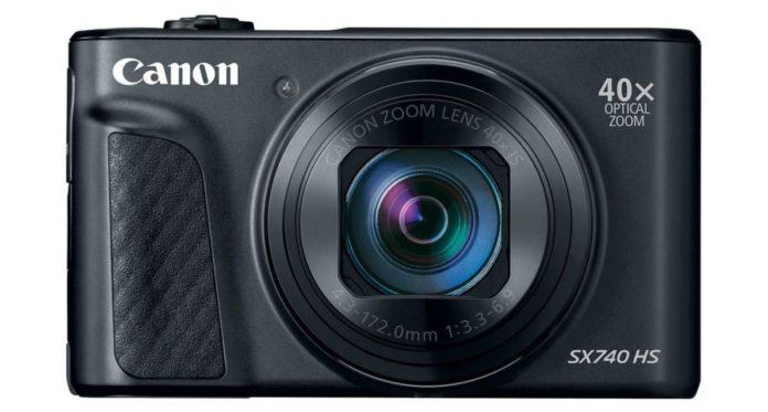 Тест и обзор Canon PowerShot SX740 HS: мегазумная камера карманного формата