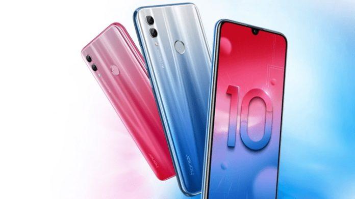 Китайцы представили потенциальный хит продаж в России — смартфон Honor 10 Lite