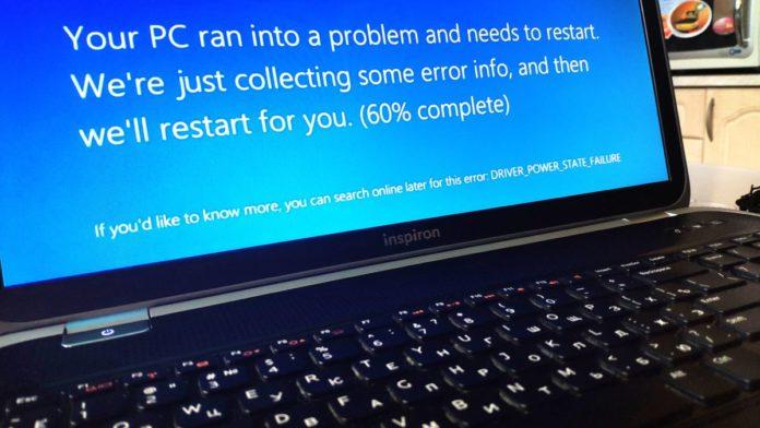 Ошибка при запуске Windows 10? Есть решение проблемы