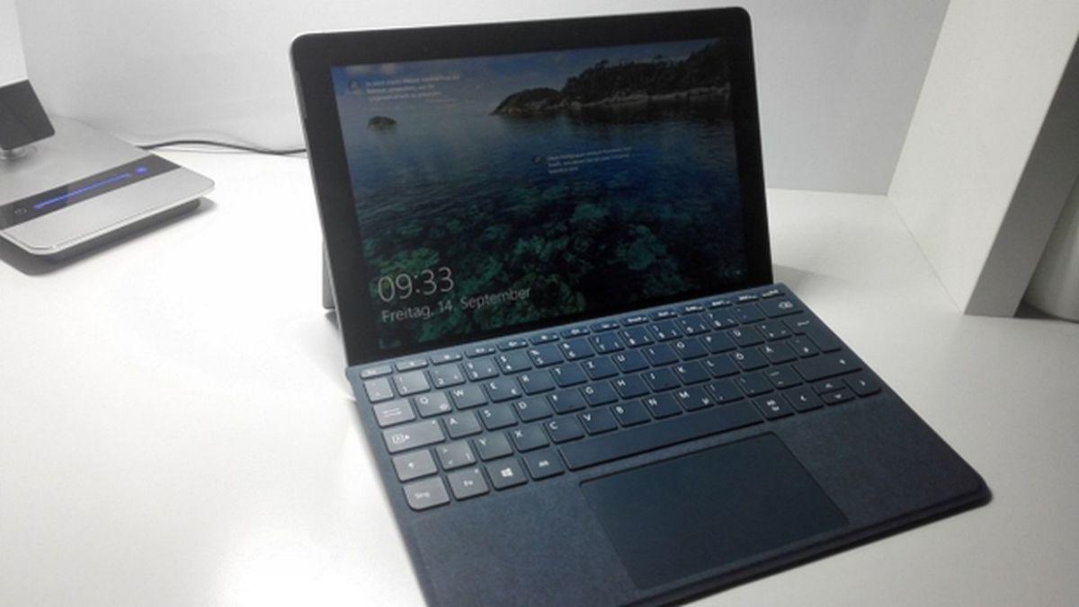 Обзор Microsoft Surface Go 2-в-1:недорого, но лишь в сравнении с iPad Pro