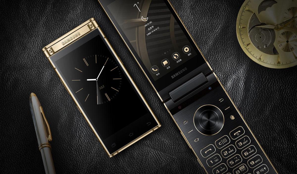 В сети обсуждают... новый смартфон-раскладушку от Samsung за $2500!