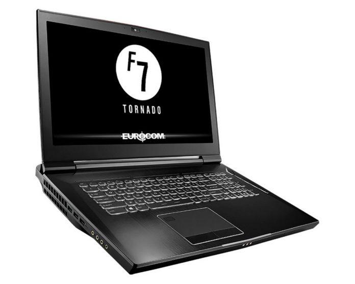Невероятно мощный ноутбук Tornado F7W получил 22 ТБ постоянной памяти!