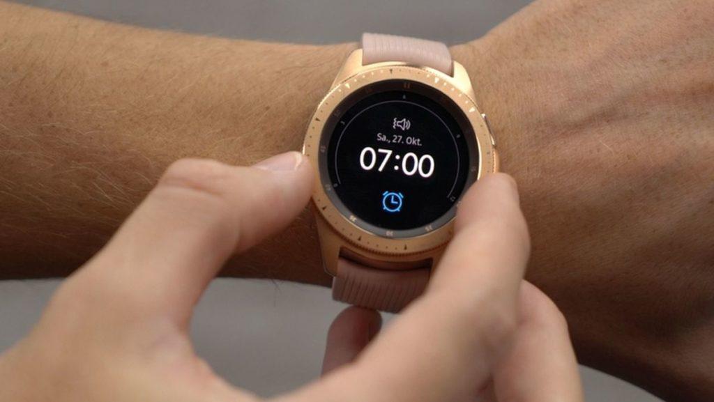 Умные часы Samsung Gear 2 SM-R380 gold/brown характеристики