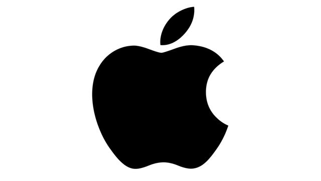 Всемирно известный логотип Apple