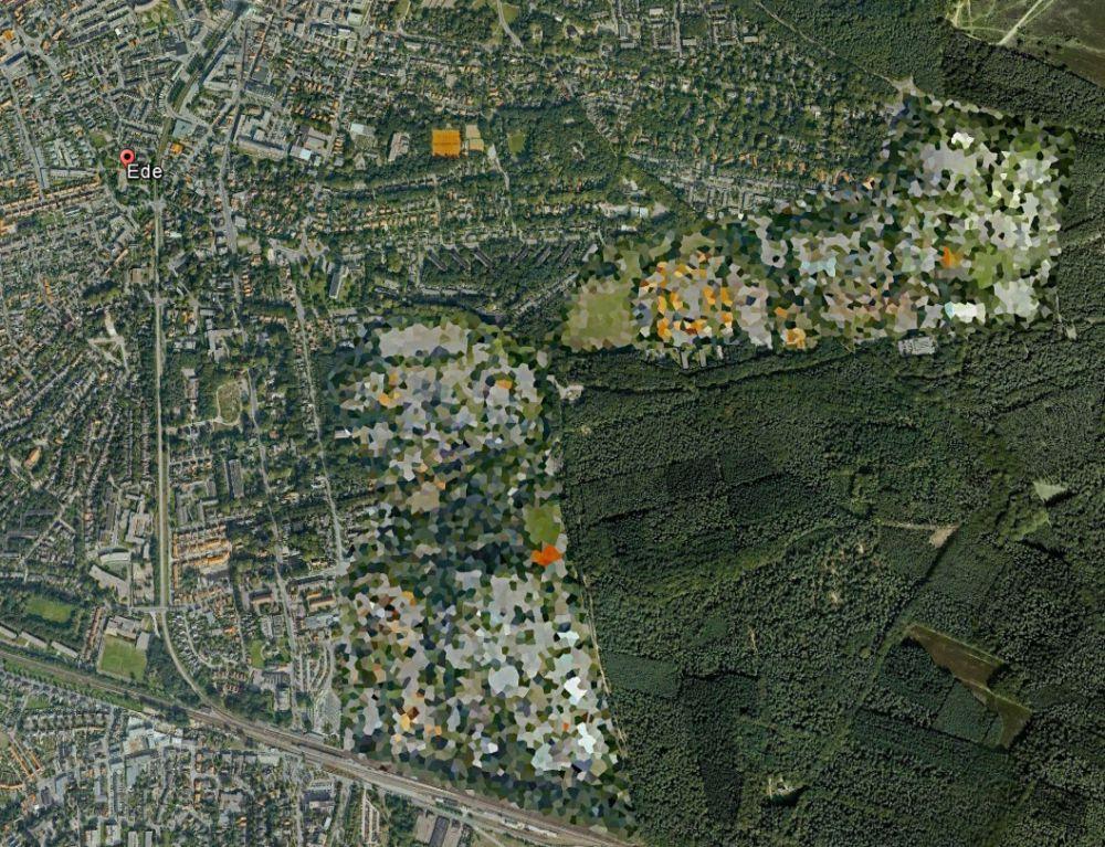 Топ-10 секретных мест в Google Earth
