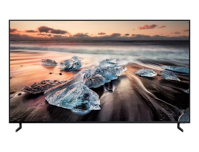 В России начались продажи первого 8K-телевизора Samsung