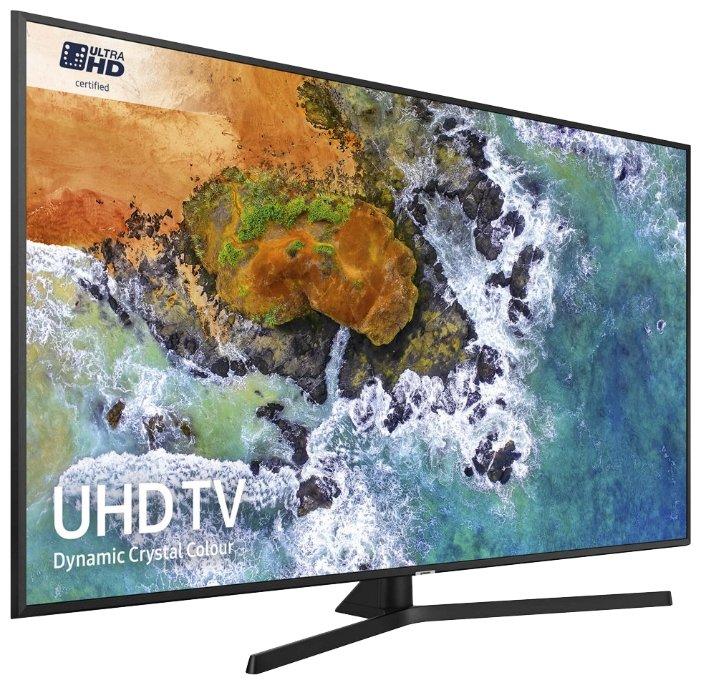 Обзор Samsung UE43NU7409: умный UHD-телевизор