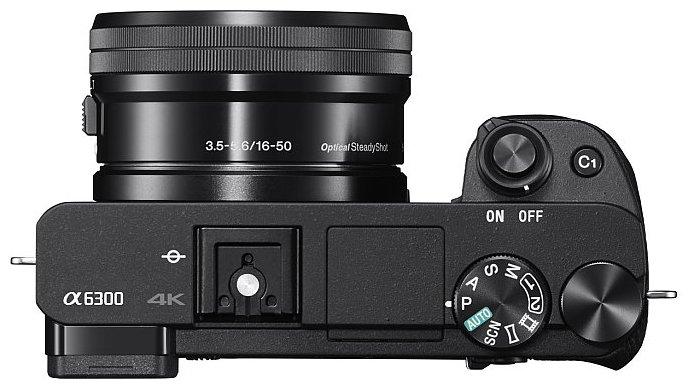 Обзор беззеркальной камеры Sony Alpha 6300