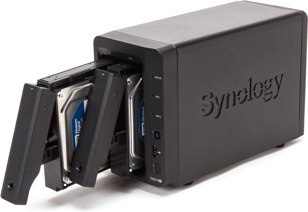 Synology представила новые NAS и приложения для дома и бизнеса