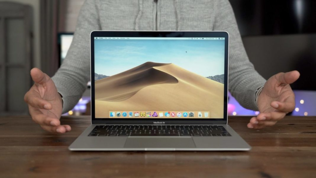 Обзор Apple MacBook Air 2018 (MREF2D/A): красавчик посредине