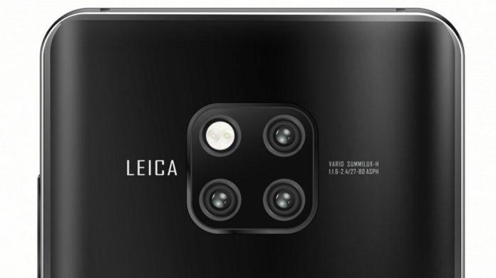 Список телефонов случшими камерами возглавила модель Huawei Mate 20