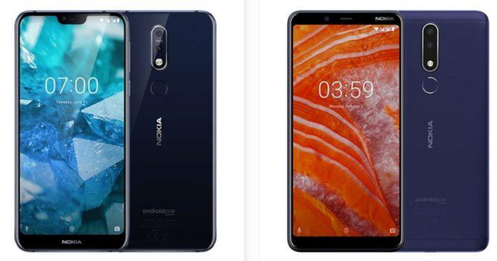 Названы российская цена и дата начала продаж смартфона Nokia 8.1