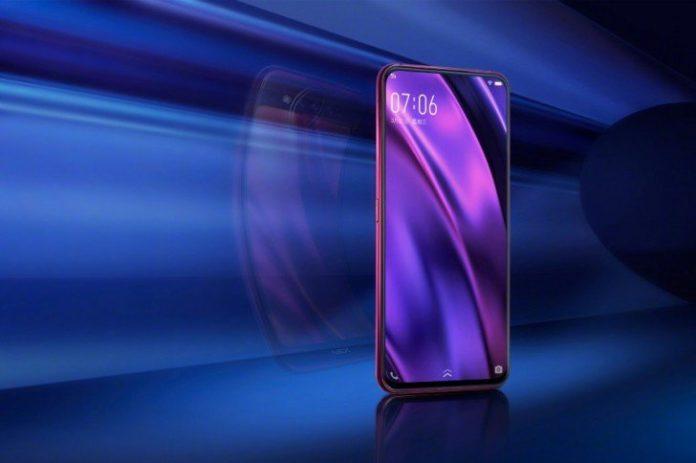 Vivo представила очень крутой смартфон с двумя дисплеями, 3D-камерой и 10 ГБ памяти