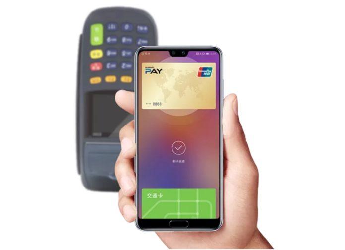 Россия стала первой страной экспансии платежной системы Huawei Pay