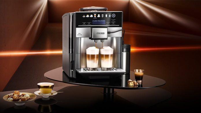 Обзор Siemens EQ.6 plus s300: самая тихая автоматическая кофемашина