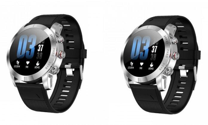 No.1 S10 — защищенные смарт-часы дешевле 2 500 руб.