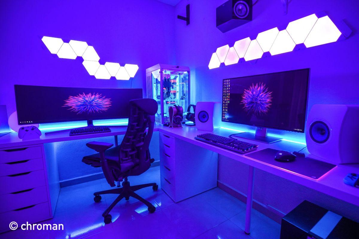 Рай для тру-геймера должен выглядеть именно так!