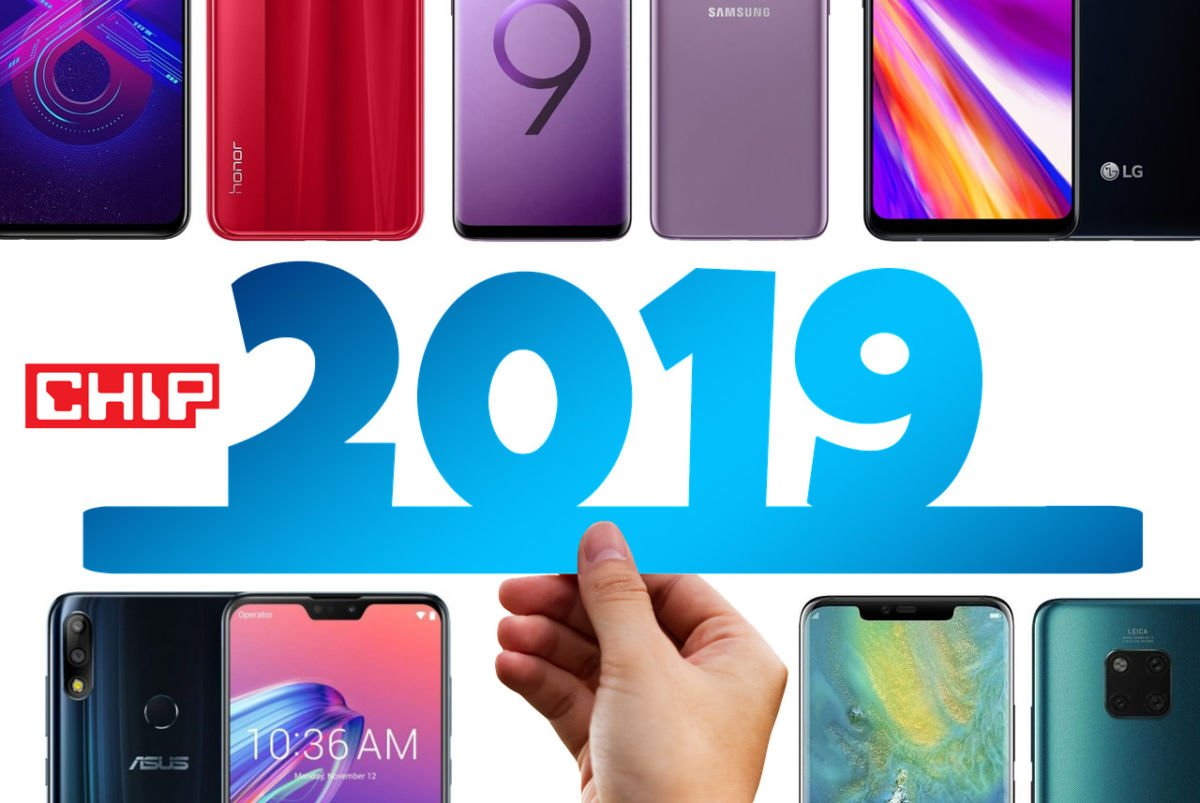 4cf2d4e066495 Топ-10 лучших смартфонов 2019 года   CHIP