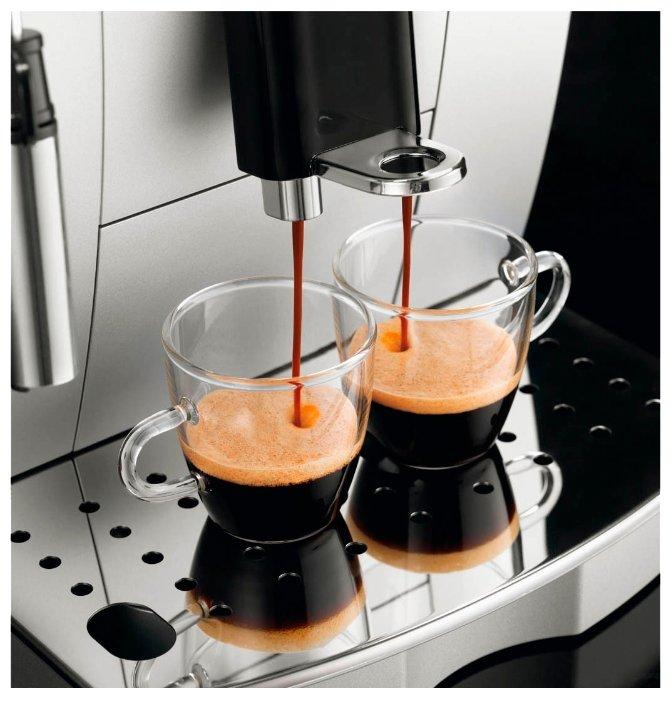 Обзор недорогой кофемашины DeLonghi Magnifica S ECAM 22.110.B
