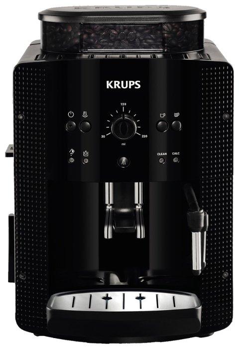 Обзор Krups EA8108: недорогая кофемашина для вкусного кофе