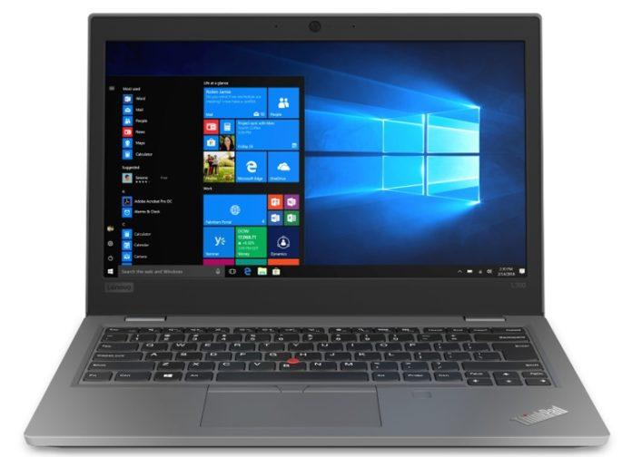 Lenovo представила новые ноутбуки ThinkPad L390 и L390 Yoga