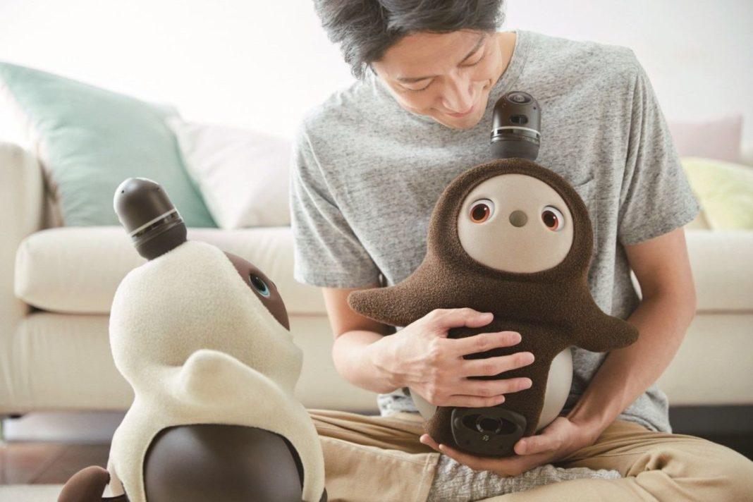 Японцы создали Ловота — робота для любви