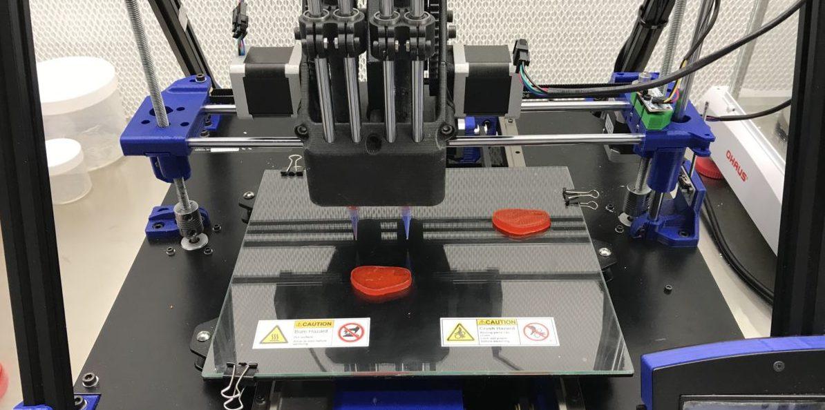 Мечта вегана: стейки стали печатать на 3D-принтере