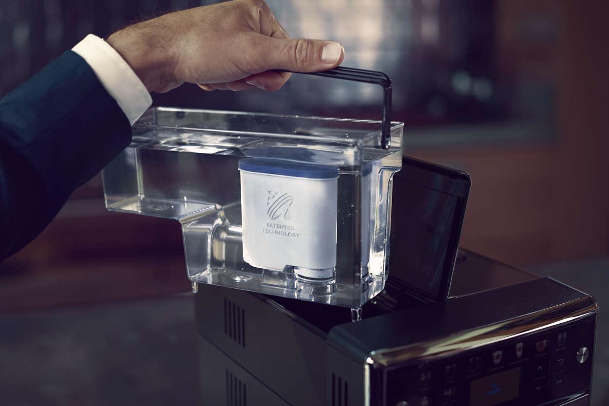 Обзор кофемашины Philips Saeco SM5573/10: элитный бариста на вашей кухне